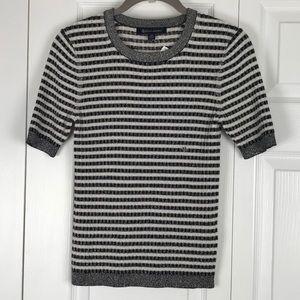 Brooks Brothers Knit Striped Sweater  Size XS